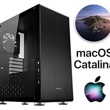 黑蘋果Mac相容機i5-9600K/Z390/AMD RX5700XT 8G支援macOS 10.15 NT$35900