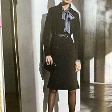 ~KH設計師服飾~KAO MEIFEN 金蔥領綁結素上衣S.M.L.XL
