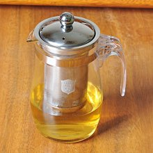 【用心的店】1000ml茶水分離壺 飄逸杯花茶壺 玻璃壺帶不鏽鋼過濾泡茶壺冷水壺 耐熱玻璃茶壺茶具