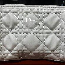 Dior 菱格紋運動風輕便化妝包 **免運費**