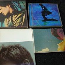 【珍寶二手書齋CD1】劉德華專輯 因為愛(附紙盒)