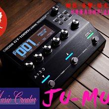 造韻樂器音響- JU-MUSIC - BOSS GT-1000 CORE 綜合 效果器 電吉他 Bass 效果器