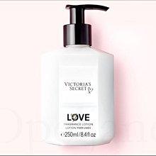 最新款 Victorias Secret Bombshell VS維多利亞的秘密250ML LOVE淡香水乳液 香氛乳液