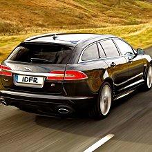 圓夢工廠 Jaguar 積架 捷豹 XF Sportbrake 斜背 2012~2015 改裝 鍍鉻銀車燈框飾貼 後燈框
