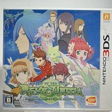 [耀西]二手 純日版 任天堂 3DS N3DS 時空幻境 世界傳奇夢想尤尼提亞