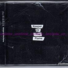 799免運CD~HIATUS【KEEPER OF THE FLAME】啟蒙ONE OK ROCK的日本樂團英語專輯免競標