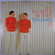 《二手美版黑膠》The Righteous Brothers – Standards 情歌選集