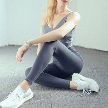 親膚 好質量 瑜珈服 運動服 背心  小可愛 穿上自滿性感深V小可愛 艾爾莎【TAE7547】