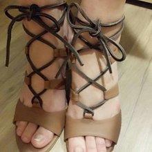 MELROSE羅馬跟鞋