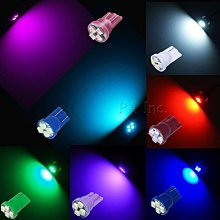 【PA LED】T10 4晶 3528 SMD LED 白光 小燈 倒車燈 儀表燈 定位燈 牌照燈 室內燈