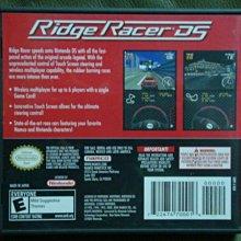 影音加油站-電玩遊戲【NDS原版片】實感賽車 DS  美版 /直購價480元/下標就賣