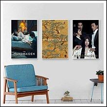 下女的誘惑 The Handmaiden 海報 電影海報 藝術微噴 掛畫 嵌框畫 @Movie PoP 賣場多款海報~