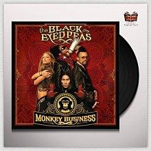 [英倫黑膠唱片Vinyl LP] 黑眼豆豆合唱團/黑色猴門企業 Monkey Business Black Eyed