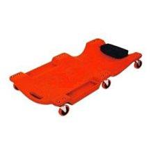☆達特汽車工具☆ 美式大型塑膠臥板/ 塑膠六輪修車臥板