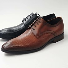 ♂️男:手工尖頭雙色縫底紳士鞋(黑/棕)、手工製造、牛皮氣墊、紳士時尚皮鞋、型男必備、上班職男、德比鞋