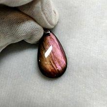 夢幻紫光拉長石
