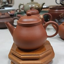 《壺言壺語》庚午年製紅泥線瓢壺俗稱芭樂壺 保存完整品相優..喜歡可議價