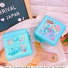♥小花花日本精品♥史迪奇玩具總動員三眼怪熊抱哥桌上型雙層抽屜置物櫃置物盒~3