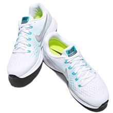 S.G NIKE WMNS AIR ZOOM PEGASUS 34 小飛馬 慢跑鞋 女鞋 880560-104 白 綠