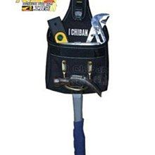 【I CHIBAN 工具袋專門家】一番 JK1206 便利鎚袋 快速便利 耐用防潑水 腰袋 插袋 工作袋 鐵鎚