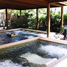 休閒JACK *【烏來】 雲頂溫泉 , 裸湯專用泡湯 + 飲料 (假日不加價)