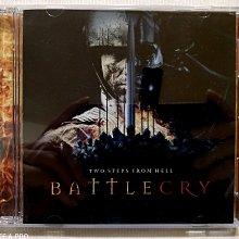 全新未拆2CD 地獄邊緣 Two Steps from Hell (兩步逃離地獄) / 戰吼 Battlecry  美版