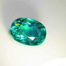 【艾琳珠寶藝術】已售台中翁小姐,天然帕拉伊巴寶石(裸石) -- 霓虹藍電氣石(無燒) -- 附TGC寶石鑑定書