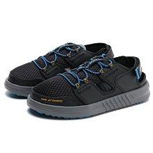 【E.P】NEW BALANCE 涼鞋 黑藍 涼拖 休閒鞋 中童 YTTRKLB1