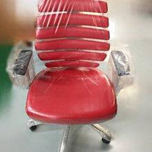 樂居二手傢俱(中) 便宜2手傢俱拍賣 EA-1225*全新紅色電腦椅*各式桌椅 中古辦公家具買賣 會議桌椅 辦公桌椅