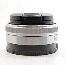 【台南橙市3C】Sony NEX E 16mm f2.8 定焦鏡 E-Mount 二手鏡頭 #45857