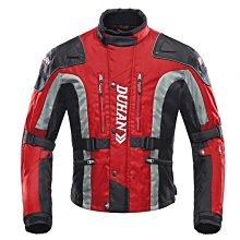 杜漢D-023賽車服摩托車騎行服越野摩托車拉力防摔服外套 外套騎士服