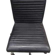 樂居二手家具(北) 便宜2手傢俱拍賣CF10306黑皮PA椅* 二手 辦公桌椅 會議桌椅 洽談桌椅 主管桌椅 休閒桌椅