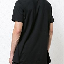 【WEEKEND】 MOSTLT HEARD RARELY SEEN MHRS 錯位拼接 短袖 T恤 黑色