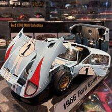 吉華科技@ 1/18 ACME SC-411 #1 1966 MKII GT40