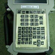 (PLCMARKET)- YASKAWA JZNC-XPP20B CNC ROBOT 教導盒 (PLC SERVO)