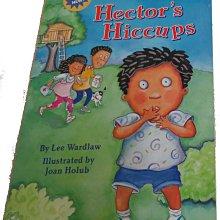國中英文閱讀 繪讀本 Hectors Hiccups《Step into Reading》 原價137元