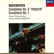 BEETHOVEN Symphony No.6 pastoral / DECCA CD