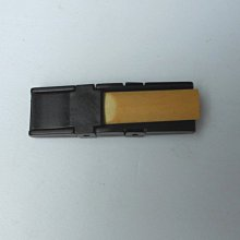 2片裝簧片收藏夾(不附簧片),ABS材質,台灣製造,方便實用
