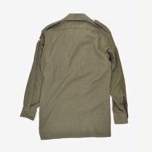 German Army Surplus Shirt R.&A. BECKER 德軍 公發 襯衫 軍裝 軍綠 徽章 布章