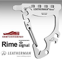 【LED Lifeway】LEATHERMAN (公司貨) RIME 多功能口袋工具 #831779