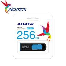 [原廠保固] 威剛 256GB UV128 USB3.1 伸縮接頭 高速隨身碟 (AD-UV128-256G)