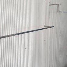 『寰岳五金』日製PC小圓浪 4850冰青銅 保固五年 PC板 採光罩 塑鋁板 玻璃纖維 塑膠浪板 室內隔間 牆壁裝飾板