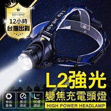 影片實拍-美國原廠晶片【XM-L2 LED頭燈 送2顆電池】LED強光頭燈 釣魚頭燈 工作頭燈 工地燈 LED燈 手電筒
