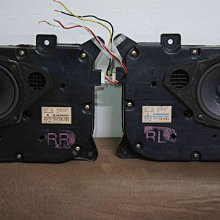 """典藏車用專區""""PIONEER*先鋒 4寸4歐姆分音140W(分音)音箱 喇叭/日本製"""