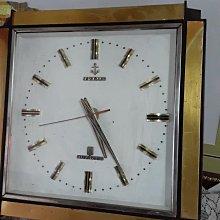 早期 日本進口 石英機心 時鐘