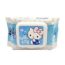 Hello Kitty加蓋酒精濕紙巾30抽【C0009】