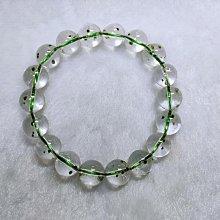 海膽水晶手串