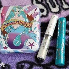 【∮魔法時光∮】 ANNA SUI 安娜蘇 人魚星彩眼妝組 #01 Party眼妝組/睫毛膏+眼線液+限量鐵盒