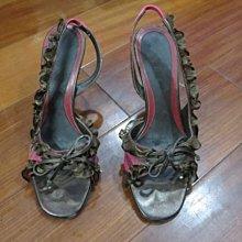 【二手鞋】NOVESPAZIO 二手跟鞋 尺寸23 日本製 ~MJ的窩