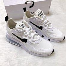 【E.D.C】NIKE W AIR MAX 270 REACT 黑白 女鞋 CI3899-101